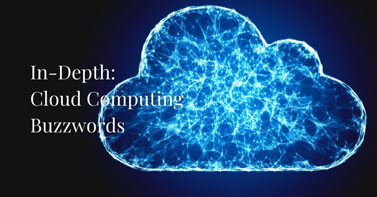 cloud computing buzzwords