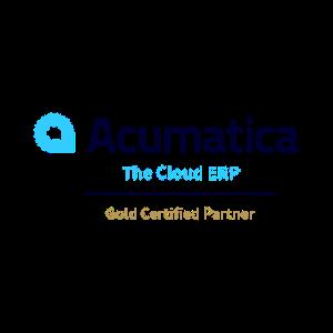 Acumatica Gold Certified Partner Logo
